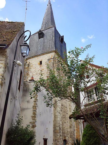 Photo du Monument Historique Eglise Saint-Urbain situé à Mennetou-sur-Cher