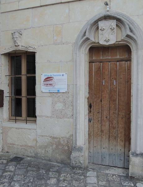Photo du Monument Historique Maison situé à Montoire-sur-le-Loir