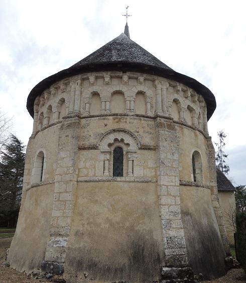Photo du Monument Historique Eglise Notre-Dame£ situé à Nourray