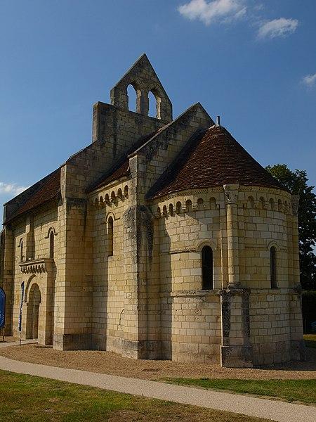 Photo du Monument Historique Chapelle Saint-Lazare (ancienne maladrerie) £ situé à Noyers-sur-Cher