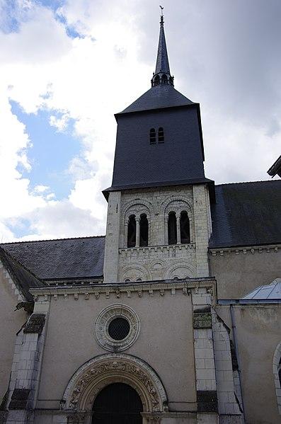 Photo du Monument Historique Eglise Notre-Dame, puis Saint-Etienne de Romorantin situé à Romorantin-Lanthenay