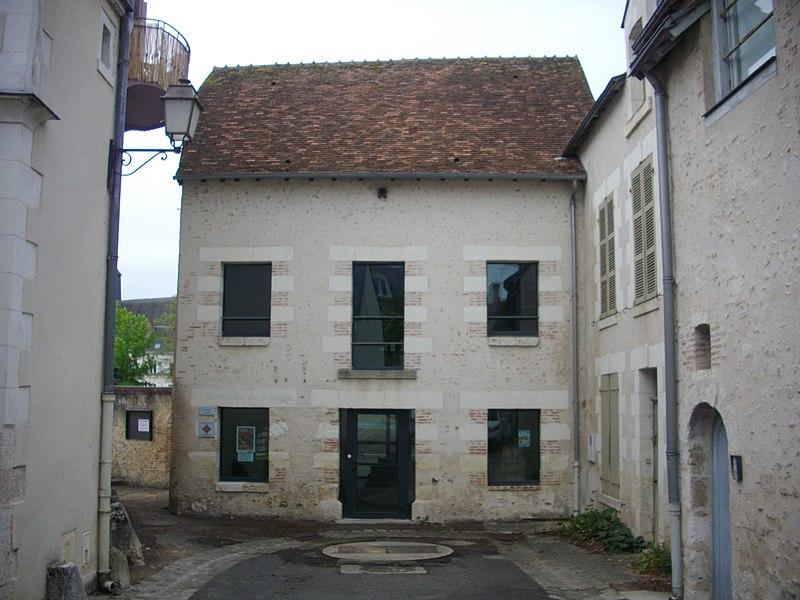 Photo du Monument Historique Tour Jacquemard situé à Romorantin-Lanthenay