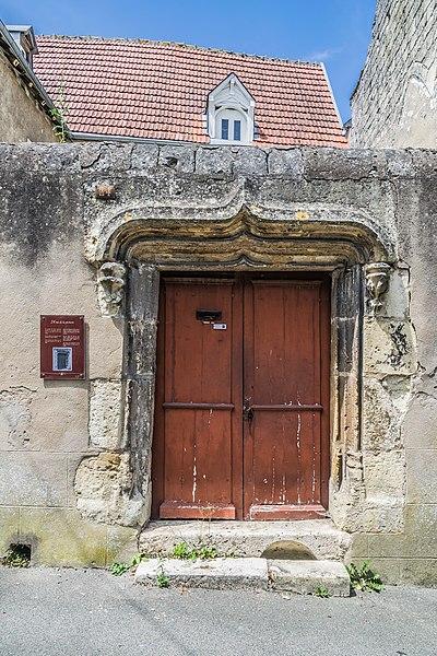 Photo du Monument Historique Maison situé à Saint-Aignan