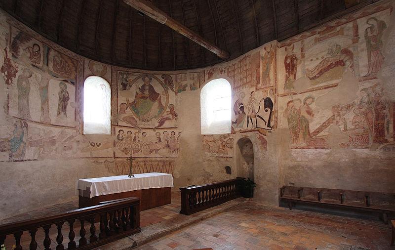 Photo du Monument Historique Eglise Saint-Jacques situé à Saint-Jacques-des-Guérets