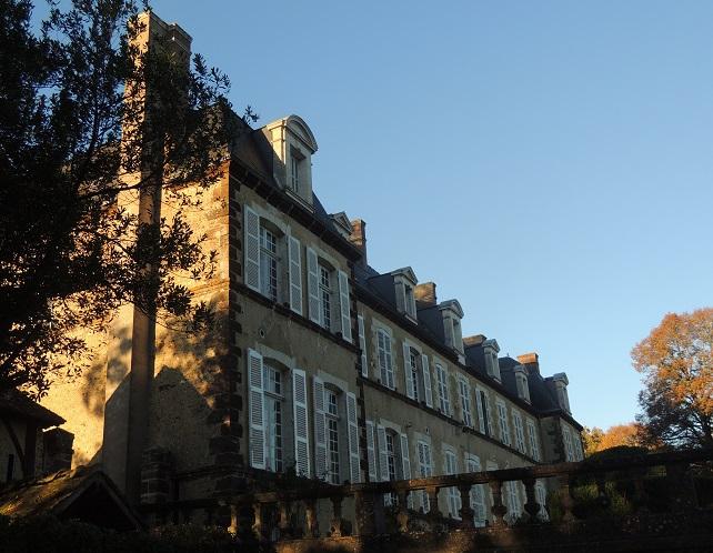 Photo du Monument Historique Château de Montmarin situé à Sargé-sur-Braye