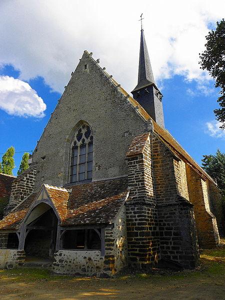 Photo du Monument Historique Eglise Saint-Martin situé à Sargé-sur-Braye
