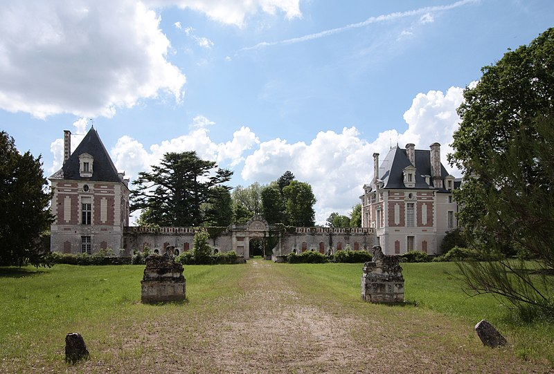 Photo du Monument Historique Château situé à Selles-sur-Cher