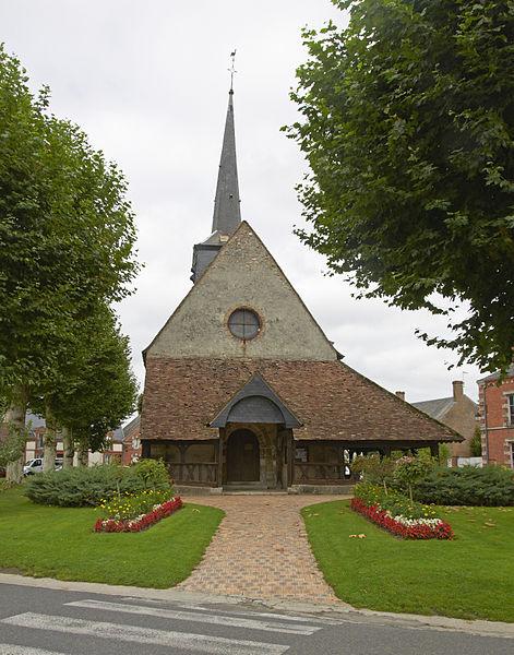 Photo du Monument Historique Eglise Saint-Martin situé à Souvigny-en-Sologne