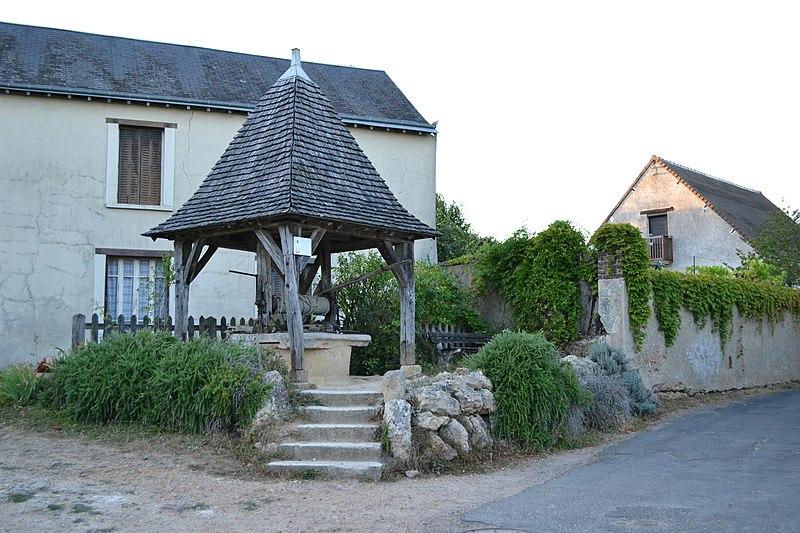 Photo du Monument Historique Puits dit Le Puits qui parle situé à Troo