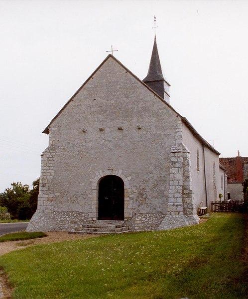 Photo du Monument Historique Eglise Saint-Pierre situé à Lancôme