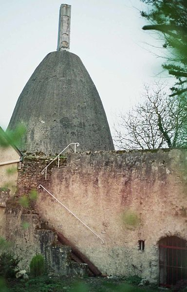 Photo du Monument Historique Moulin-cavier de l'Ecuelle situé à Saint-Dyé-sur-Loire