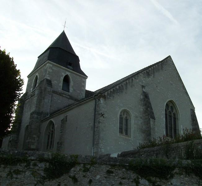 Photo du Monument Historique Eglise Saint-Secondin situé à Molineuf