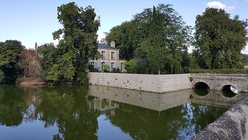 Photo du Monument Historique Château d'Onzain situé à Onzain
