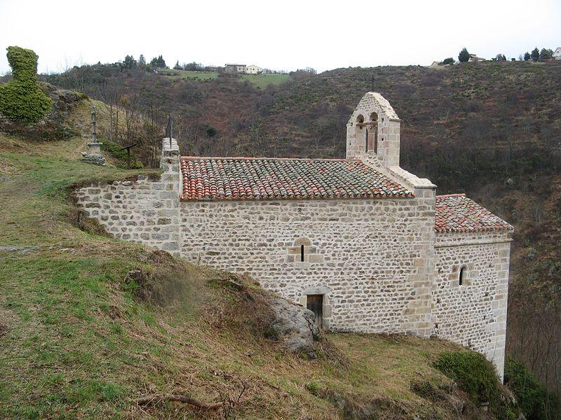 Photo du Monument Historique Chapelle Saint-Etienne situé à Essertines-en-Châtelneuf