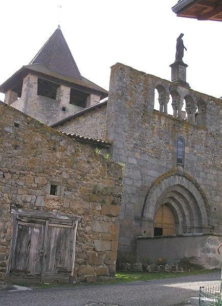 Photo du Monument Historique Eglise Notre-Dame situé à L'Hôpital-sous-Rochefort