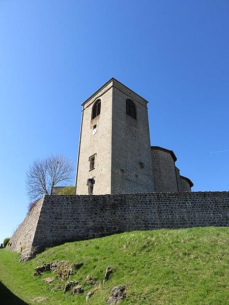 Photo du Monument Historique Eglise de Leignecq situé à Merle-Leignec