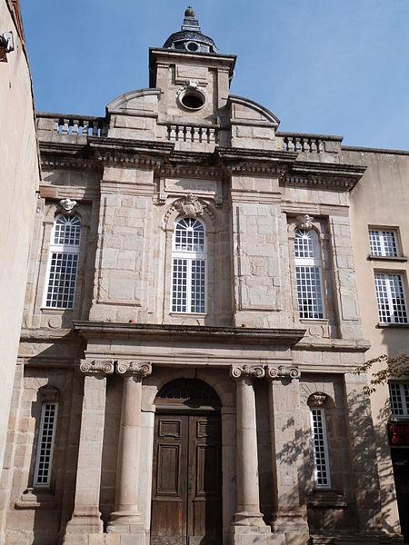 Photo du Monument Historique Chapelle des Pénitents du Confalon situé à Montbrison