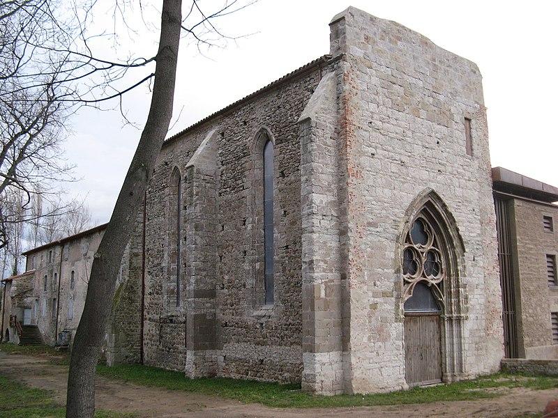 Photo du Monument Historique Chapelle Sainte-Eugénie, à Moingt situé à Montbrison