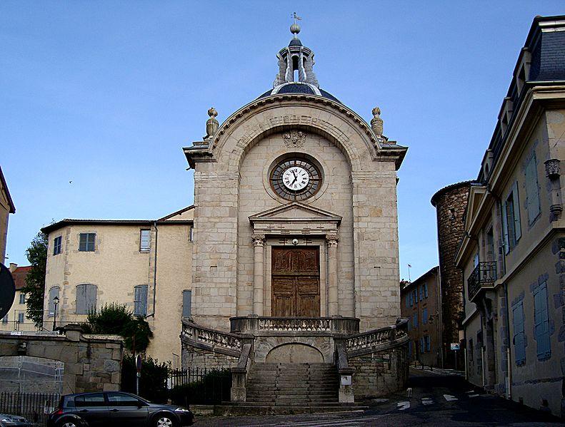 Photo du Monument Historique Couvent de la Visitation situé à Montbrison