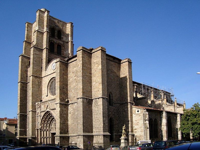 Photo du Monument Historique Eglise Notre-Dame situé à Montbrison