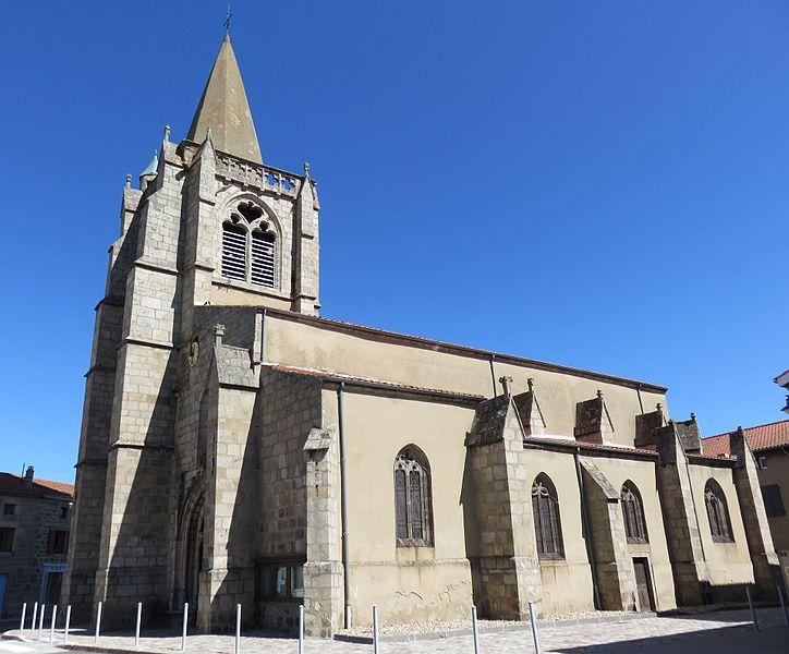Photo du Monument Historique Eglise situé à Périgneux