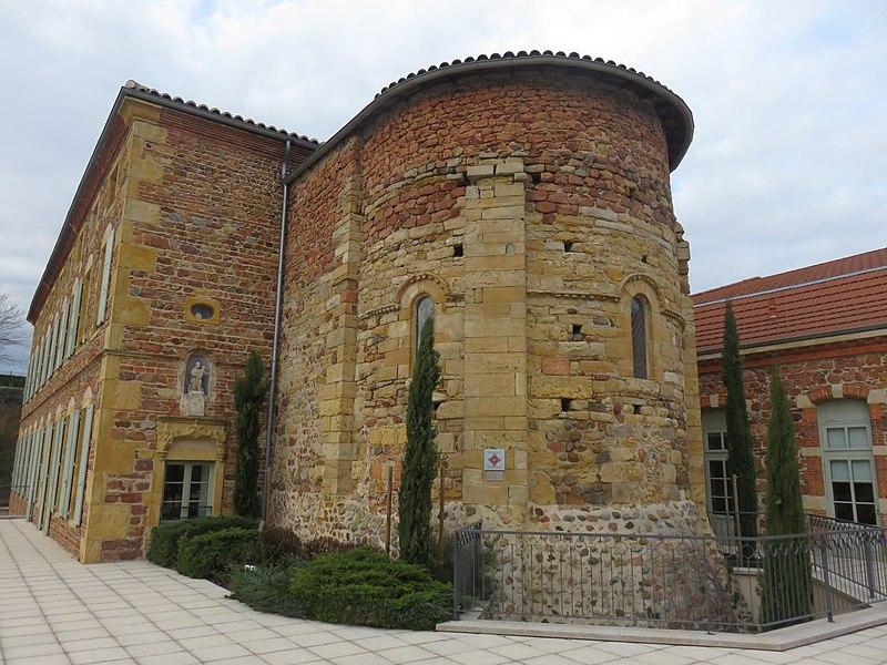 Photo du Monument Historique Chapelle Saint-Vérand situé à Perreux