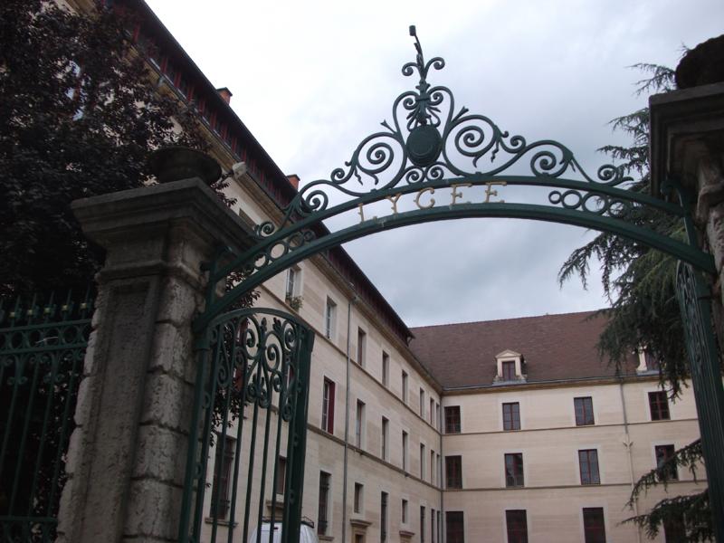 Photo du Monument Historique Lycée situé à Roanne