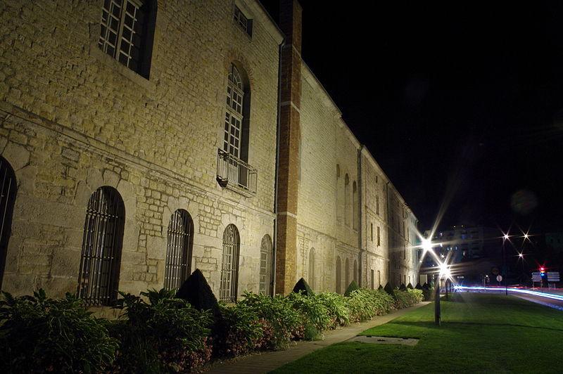 Photo du Monument Historique Hôtel-Dieu situé à Saint-Chamond