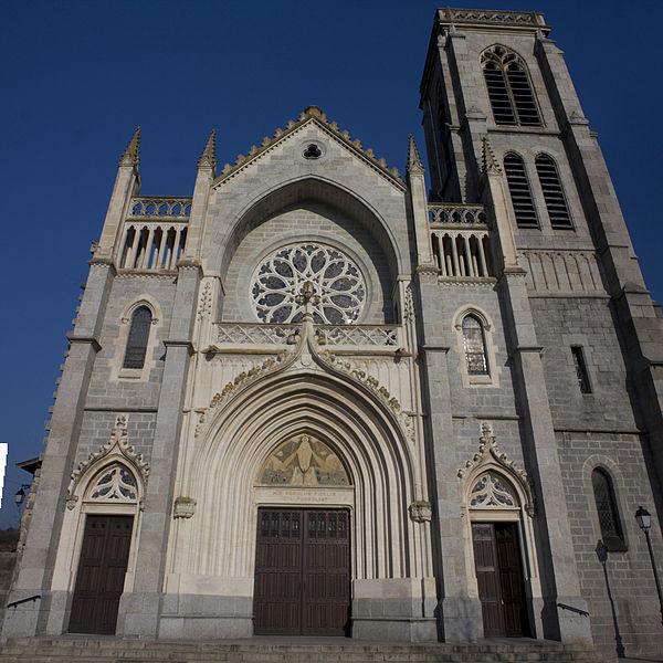 Photo du Monument Historique Eglise situé à Saint-Galmier