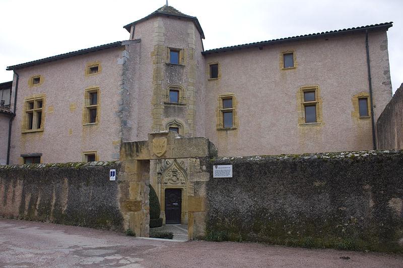 Photo du Monument Historique Hôtel Pelletier situé à Saint-Haon-le-Châtel