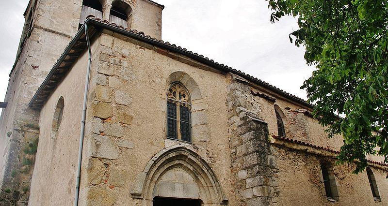 Photo du Monument Historique Chapelle Notre-Dame du château situé à Saint-Just-en-Chevalet