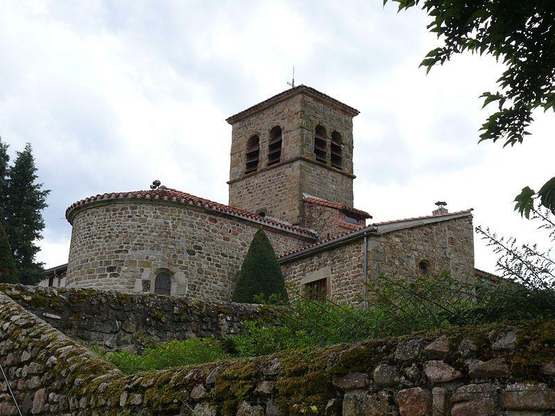 Photo du Monument Historique Eglise situé à Saint-Etienne