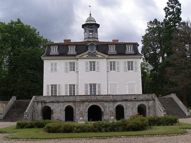 Photo du Monument Historique Domaine de Beauvoir situé à Arthun