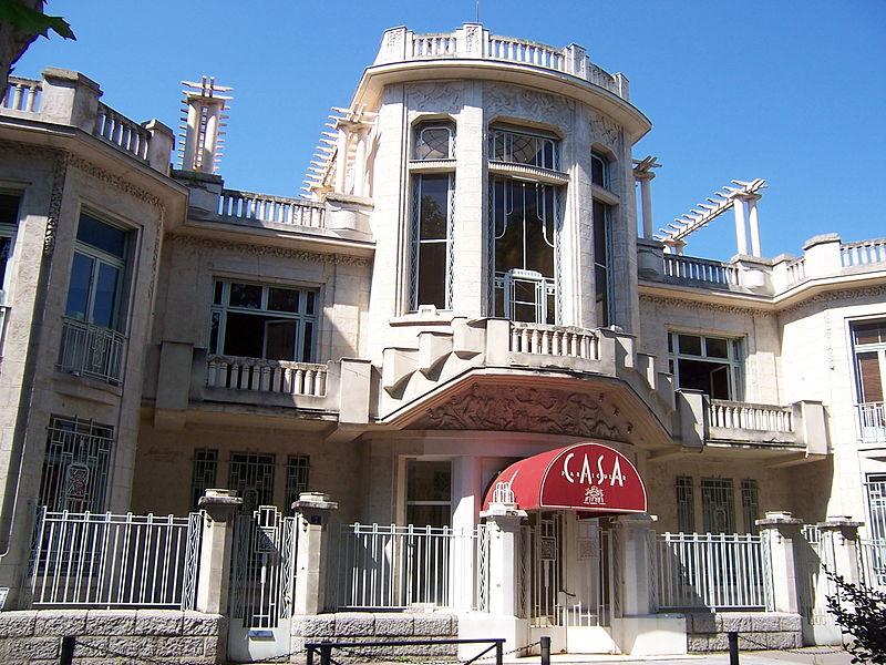 Photo du Monument Historique Hôtel Subit-Gouyon situé à Saint-Etienne