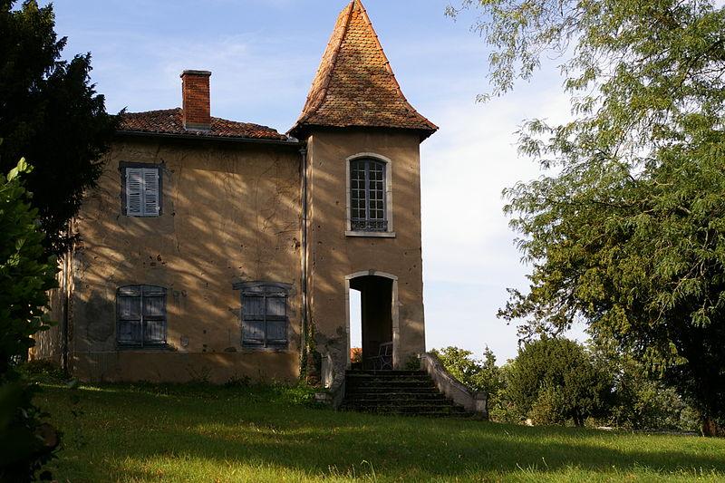 Photo du Monument Historique Maison dite la Prévôté (ancienne maison du prévôt) situé à Parigny