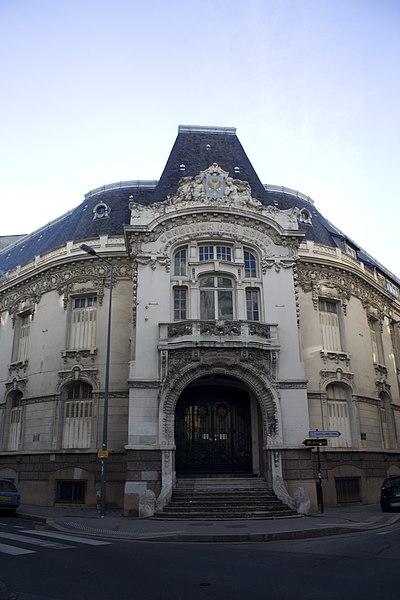 Photo du Monument Historique Ancienne condition des Soies situé à Saint-Etienne