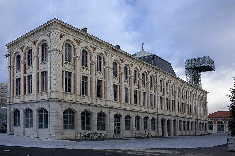 Photo du Monument Historique Ancienne manufacture nationale d'armes de Saint-Etienne situé à Saint-Etienne