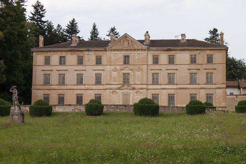 Photo du Monument Historique Château de Villechaize situé à Saint-Julien-la-Vêtre