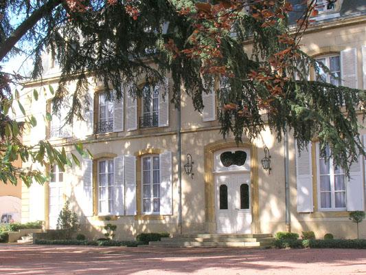 Photo du Monument Historique Ancien hôtel particulier Goyet de Livron, sous-préfecture de Roanne situé à Roanne