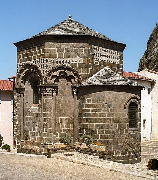 Photo du Monument Historique Chapelle Saint-Clair situé à Aiguilhe