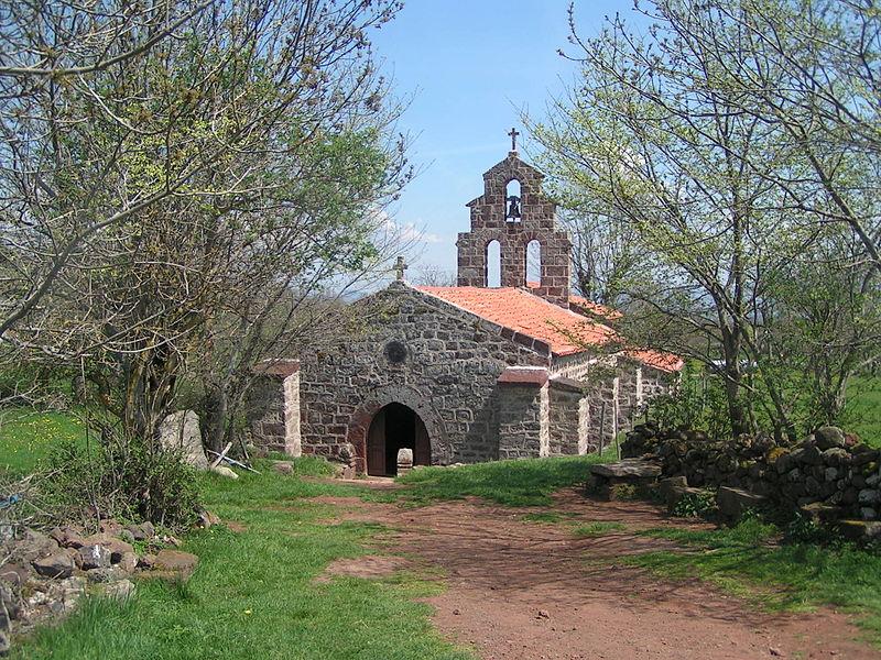 Photo du Monument Historique Chapelle Saint-Roch-de-Montbonnet situé à Bains
