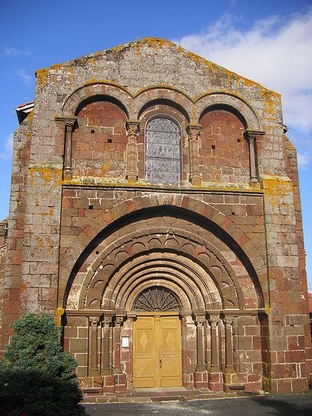 Photo du Monument Historique Eglise Sainte-Foy situé à Bains