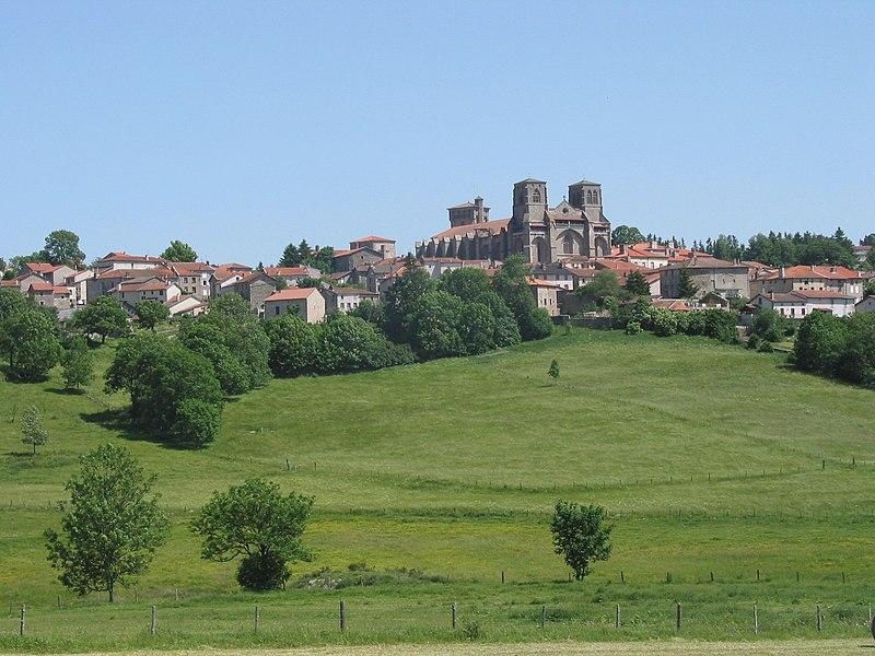Photo du Monument Historique Ancienne abbaye de la Chaise-Dieu situé à La Chaise-Dieu