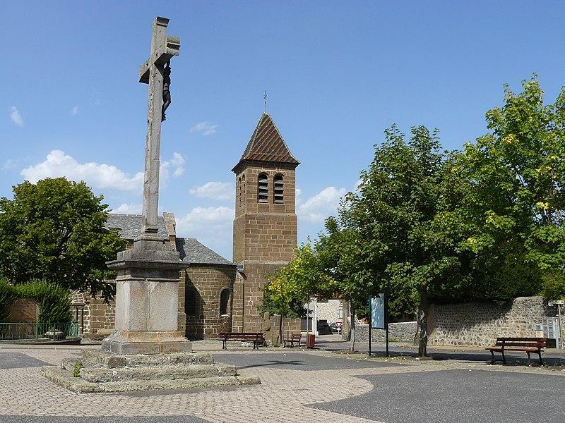 Photo du Monument Historique Eglise Saint-Barthélémy situé à Chaspuzac