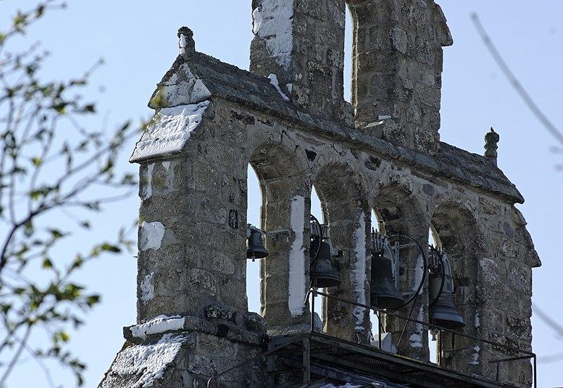 Photo du Monument Historique Eglise Saint-Pierre situé à Chastel
