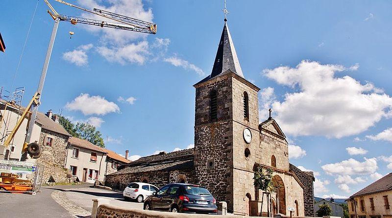 Photo du Monument Historique Eglise Saint-Nicolas situé à Freycenet-la-Tour