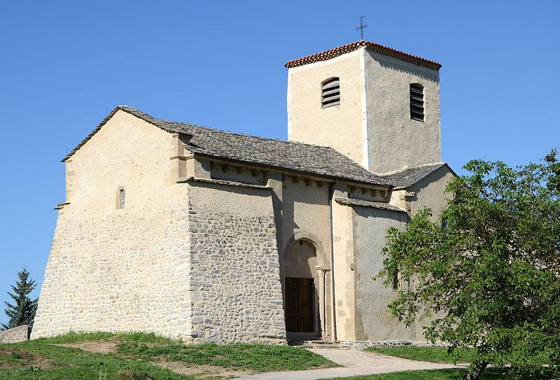 Photo du Monument Historique Eglise Saint-Vincent situé à Léotoing