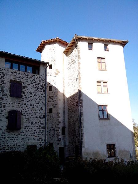 Photo du Monument Historique Parties subsistantes de l'ancienne commanderie Saint-Jean-de-Jérusalem situé à Le Puy-en-Velay