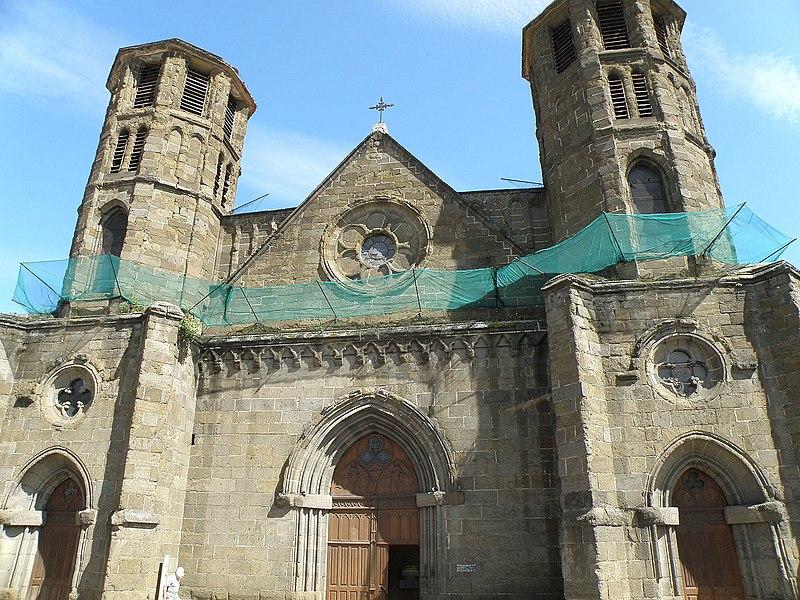 Photo du Monument Historique Eglise des Carmes situé à Puy-en-Velay (Le)