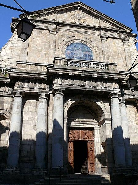 Photo du Monument Historique Eglise du collège ou église Saint-Georges situé à Le Puy-en-Velay